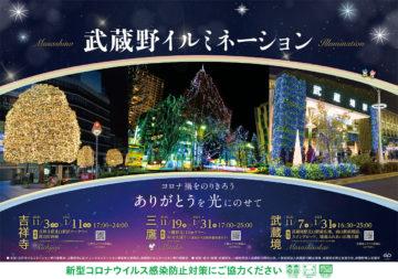 武蔵野イルミネーション2020